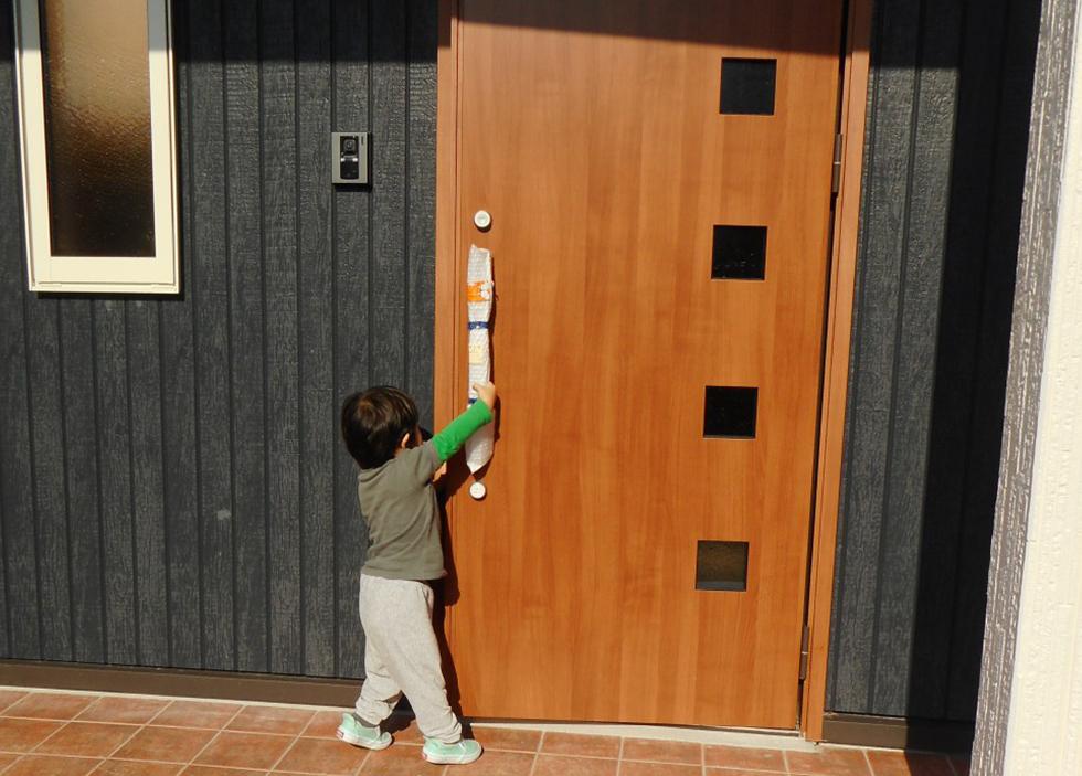 子育て世代の住宅